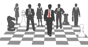 corporate chess